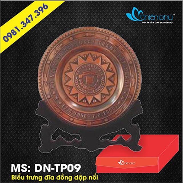 biểu trưng đĩa đồng dập nổi, biểu trưng đĩa đồng, đĩa đồng, biểu trưng gỗ đồng