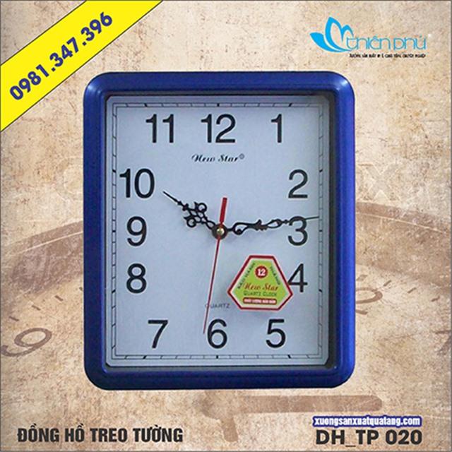 đồng hồ treo tường hình chữ nhật; đồng hồ treo tường; đồng hồ treo tường đẹp; đồng hồ treo tường giá rẻ