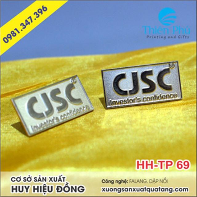 huy hiệu CJSC