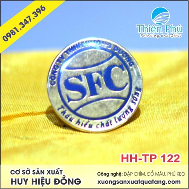 huy hiệu SFC